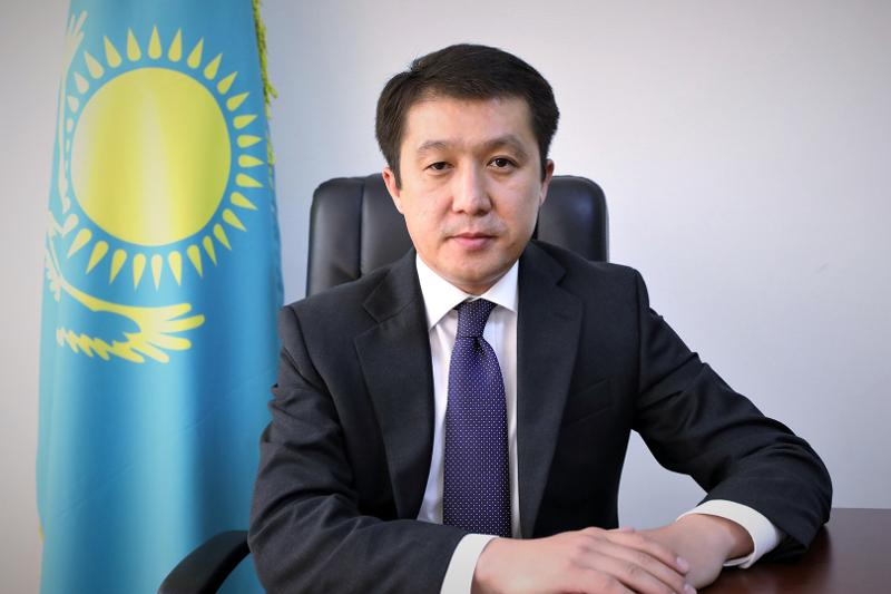 New head of Kazakh Industrial Development Committee named