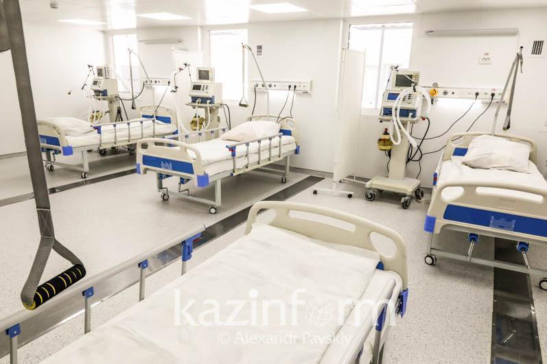 北哈州收治冠状病毒感染患者的床位有所增加