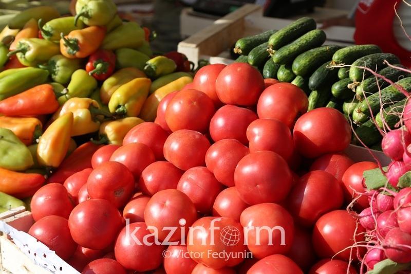 2020年6月哈萨克斯坦农产品价格情况