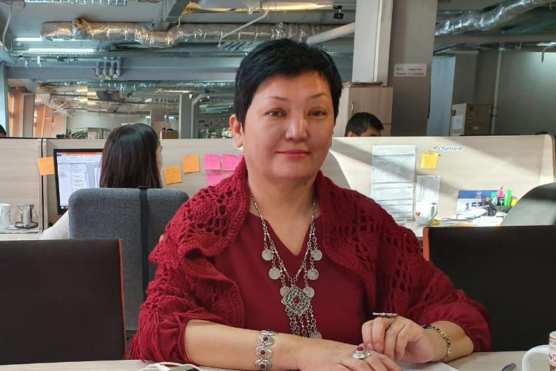 Kazakh journalist Mira Mustafina passes away