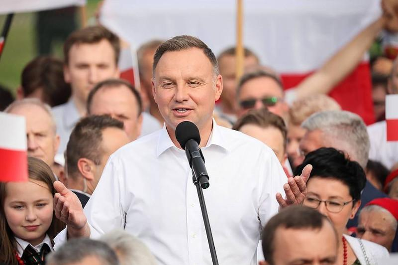 Andrzej Duda elected to his second term as Poland's president