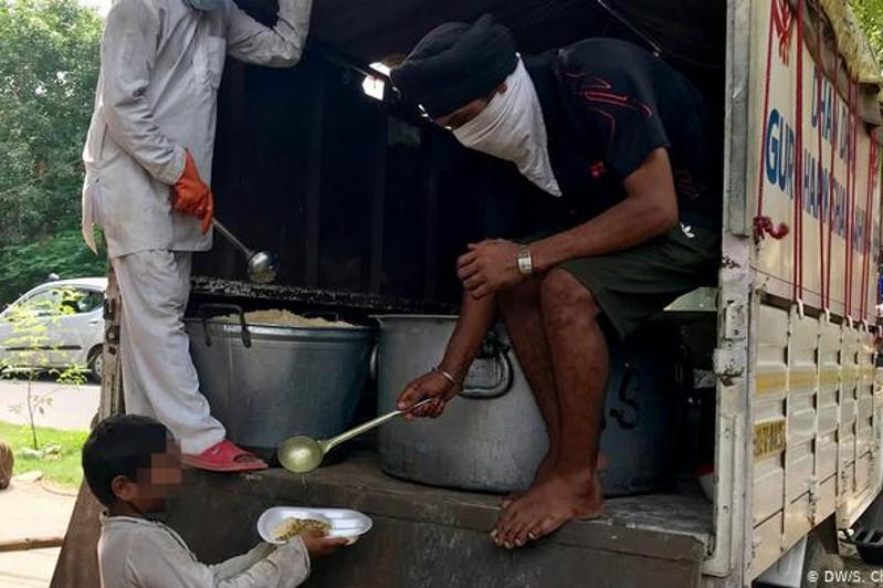 На фоне пандемии в мире растет число голодающих
