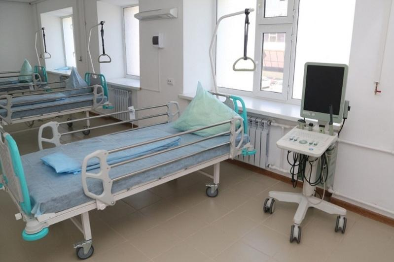 350-bed pulmo-provisional hospital opened in Karaganda