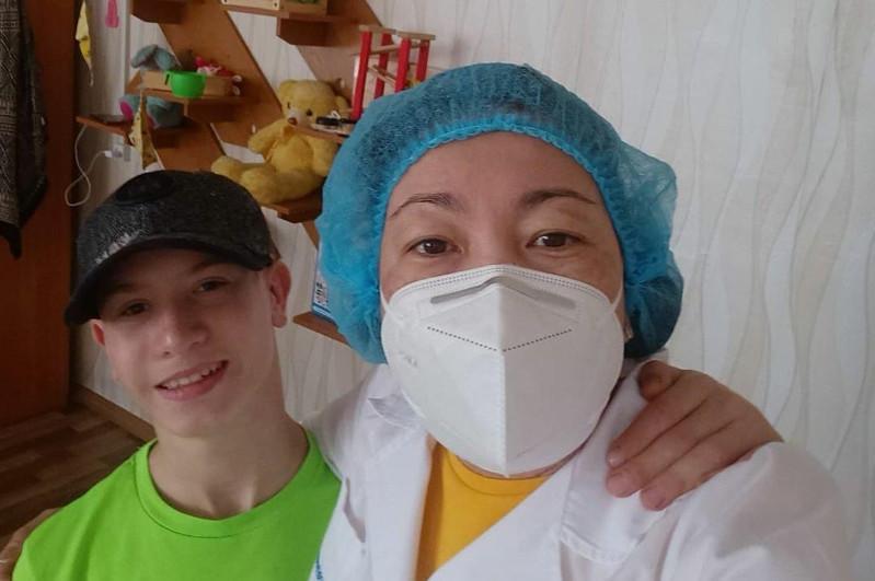 Заболевшие коронавирусом воспитанники чувствуют себя хорошо – директор детского спеццентра в Аягозе