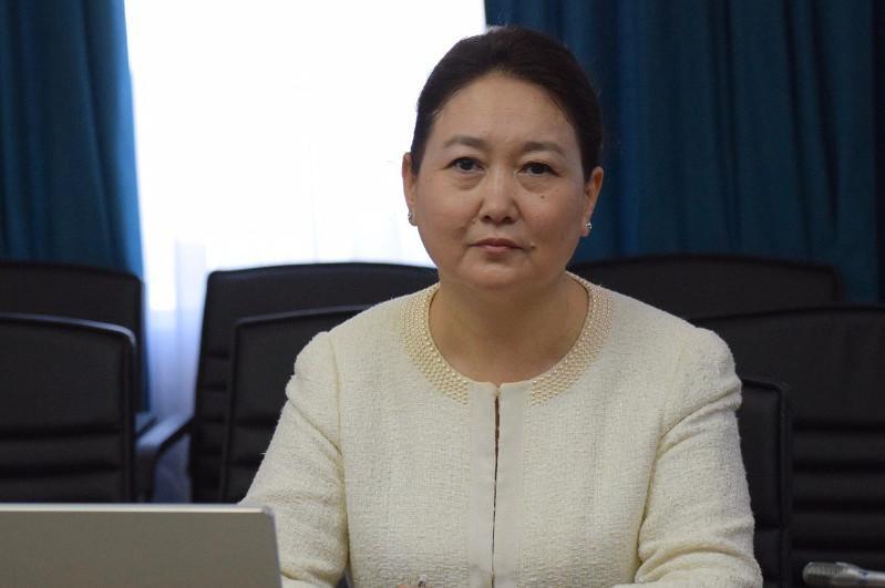 阿伊扎达·库尔曼诺娃出任巴甫洛达尔州副州长