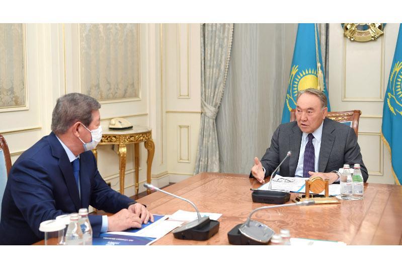Elbasy charges Samruk Kazyna to back construction of 2 medical centers