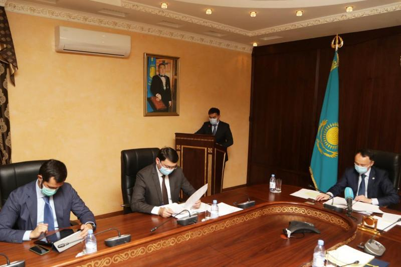 Kostanay rgn implements 14 projects under Employment Road Map project