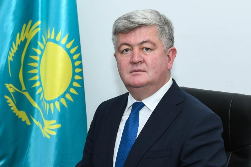 萨比特·帕兹洛夫出任克孜勒奥尔达州卫生厅厅长