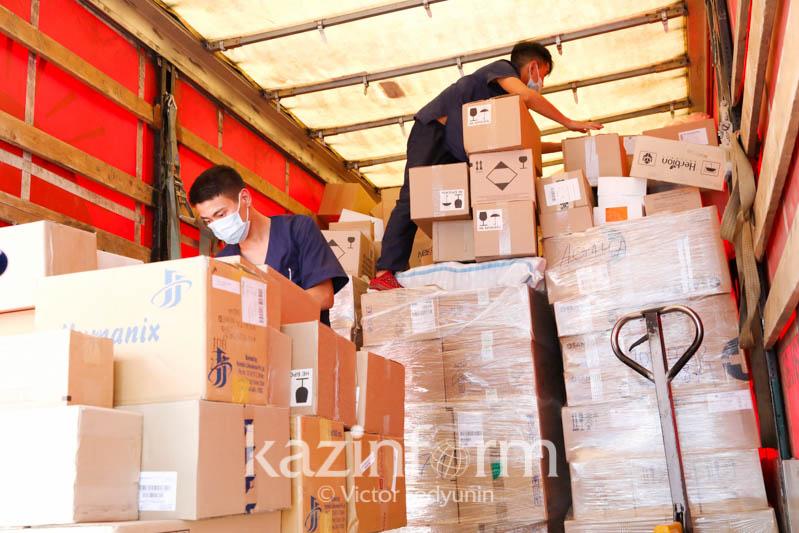 «Общественный контроль» обеспечит прозрачность доставки гуманитарной помощи по акции «Вирус Добра»