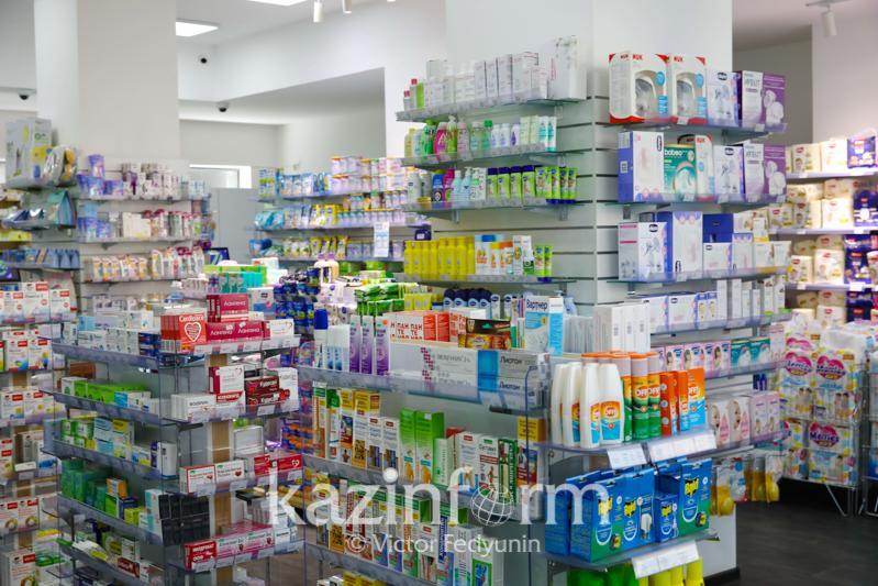Около 40 жалоб на цены в аптеках поступили в мониторинговые группы в Нур-Султане