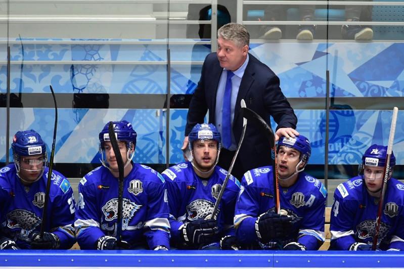 Кубок Президента Казахстана по хоккею отменен