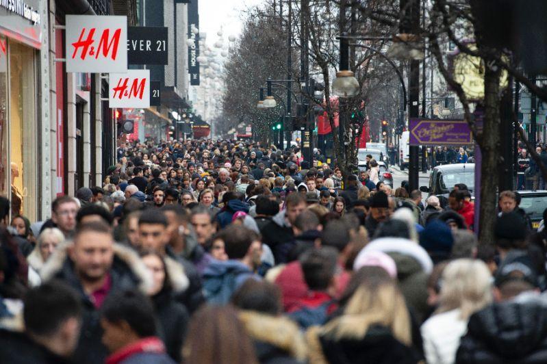 研究:本世纪末世界人口将达88亿