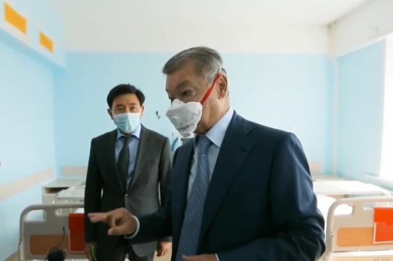 130-bed hospital starts operation in E Kazakhstan rgn