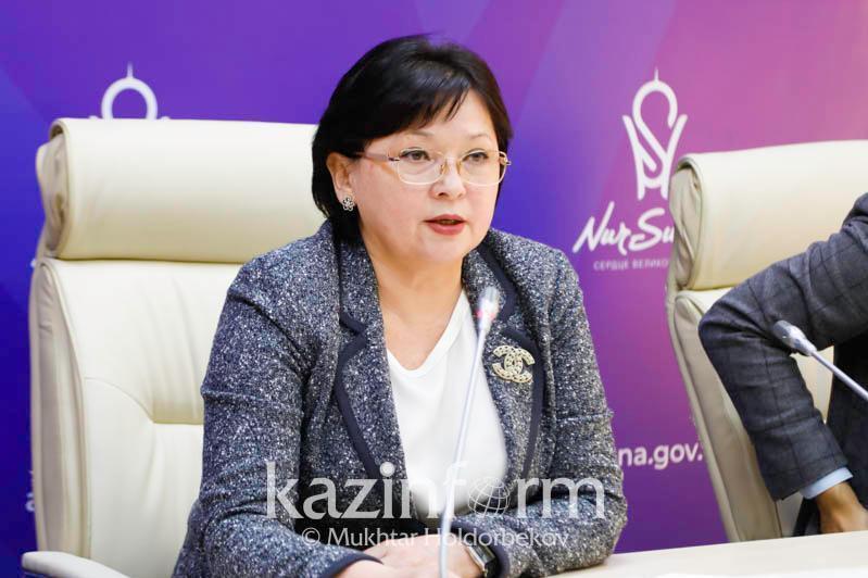 Head of Nur-Sultan Public Health Department steps down