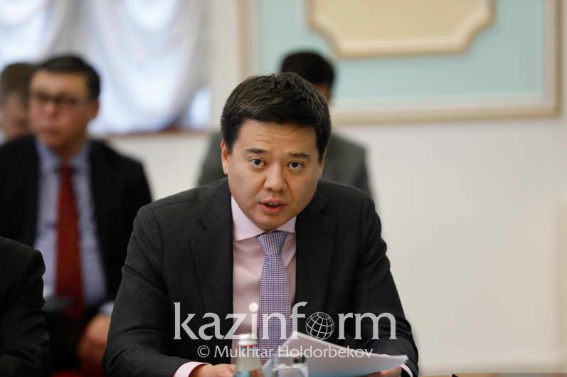 На заявление по утечке персональных и медицинских данных ответил Марат Бекетаев