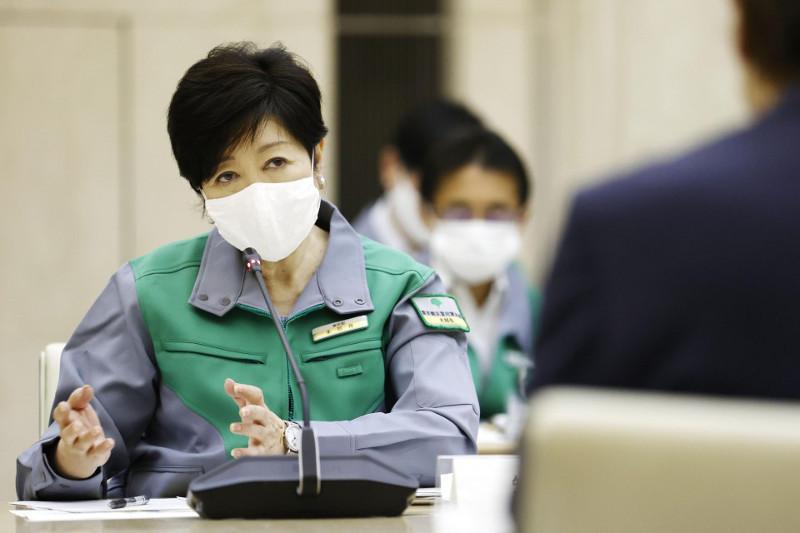 东京将疫情级别上调至最高