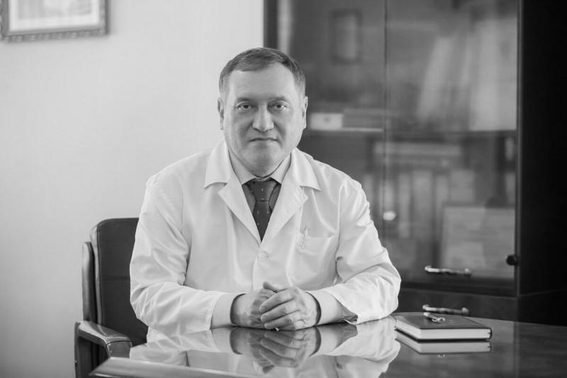 Ушел из жизни директор НИИ травматологии и ортопедии Нурлан Батпенов