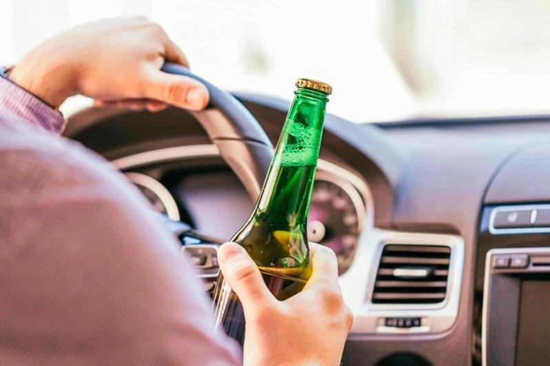 Более 100 пьяных водителей задержали в Актюбинской области с начала года