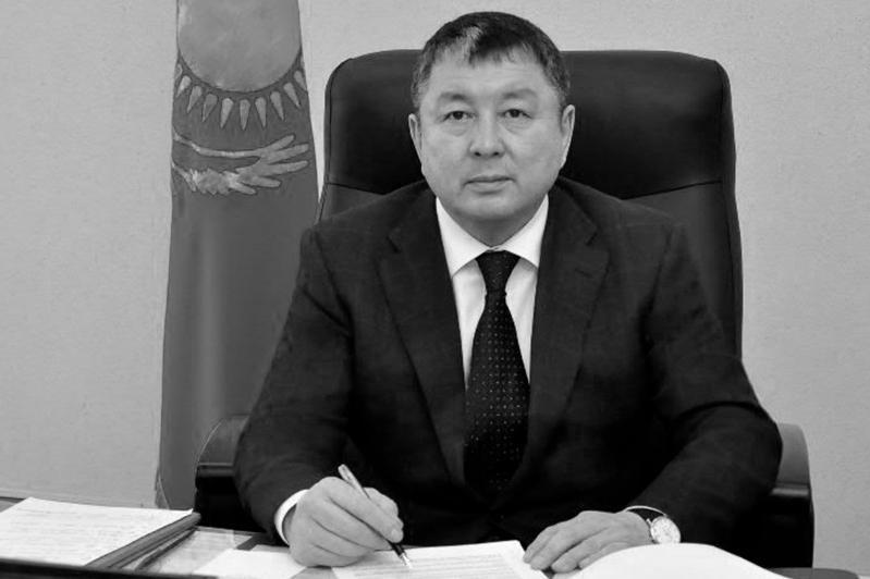 Kazakhstan mourns loss of first deputy Akim of Turkestan rgn Kosman Aitmukhambetov