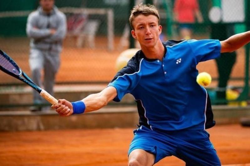 Kazakh tennis player wins at US Exhibition Series 2020