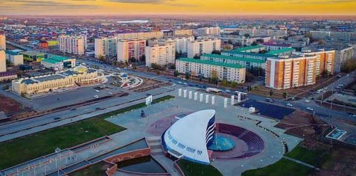 神奇的哈萨克大地:西境之城乌拉尔