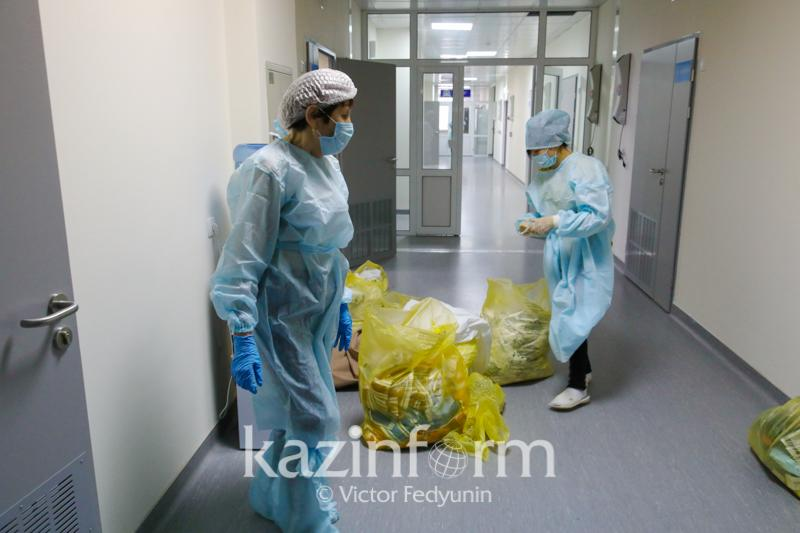 New COVID-19 cases detected in Aktobe rgn