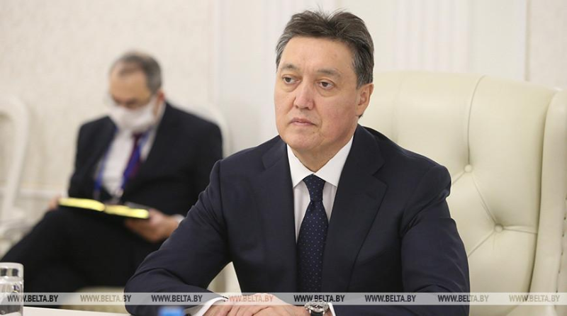 Kazakhstan calls to ensure free movement of goods in EAEU