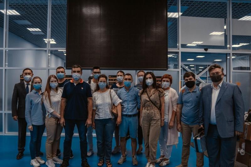 Tatarstan doctors arrive in Kazakhstan to help fight coronavirus