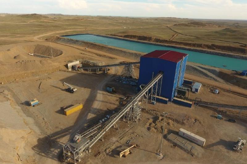 New gold plant commissioned in Karaganda region
