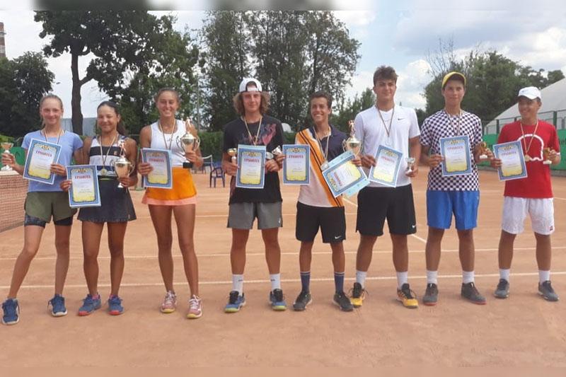Kazakh tennis player wins int'l tournament in Kyiv