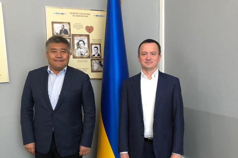 Kazakh-Ukrainian business forum to be held in Kyiv