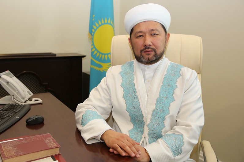 Нам нужно проявить терпение – Верховный муфтий о происшествиях в Сатпаеве и Туркестанской области