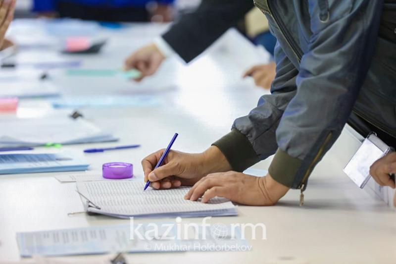 Завершился этап регистрации кандидатов в депутаты Сената Парламента РК
