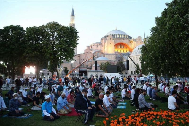 Turkey: Hagia Sophia Mosque reopening after 86-year gap