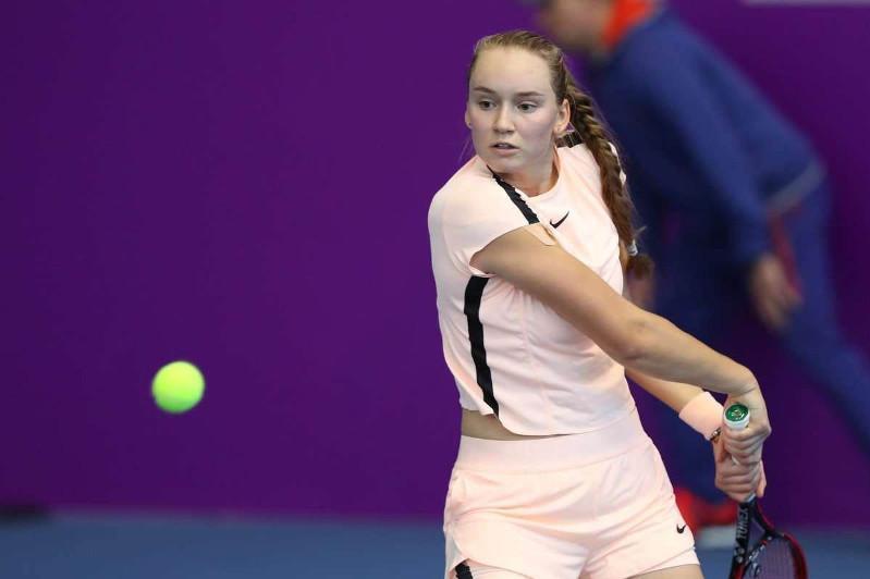 Kazakhstan's №1 in tennis to participate in WTA tournament in Prague