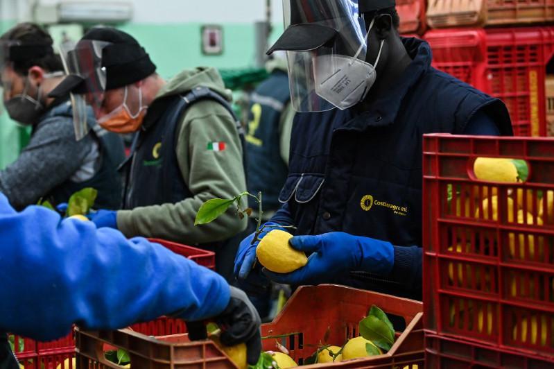 Штраф до €1 тыс за нарушение масочного режима увеличил итальянский регион