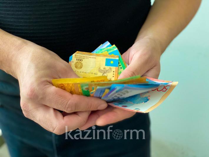 Единовременная соцвыплата 42500 тенге от государстване облагается налогом - Комитет госдоходов