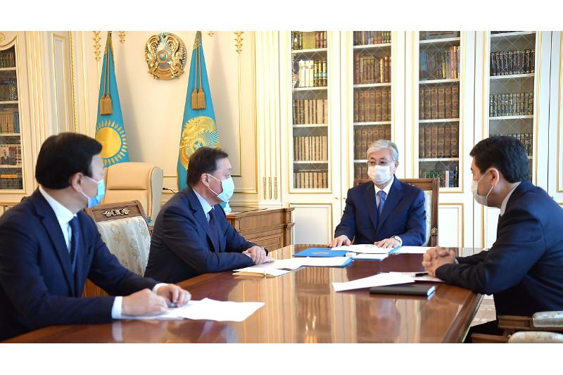Kassym-Jomart Tokayev orders to extend quarantine regime for two weeks