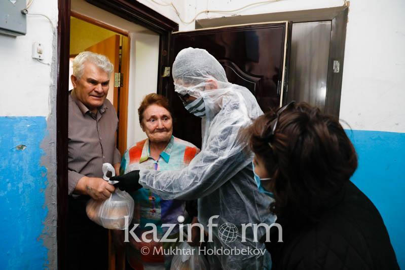 Этнокультурные центры Карагандинской области активно ведут благотворительную работу