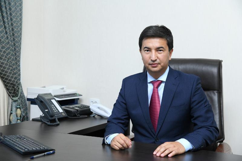 Шыңғыс Мұқан Шымкент қаласы әкімінің бірінші орынбасары болып тағайындалды