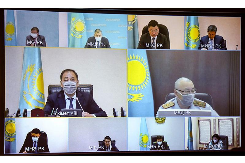 Межведомственная комиссия взяла на особый контроль поручения Главы государства