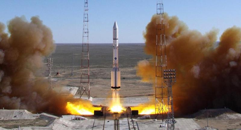 Пуск с Байконура ракеты-носителя «Протон» перенесен на сутки
