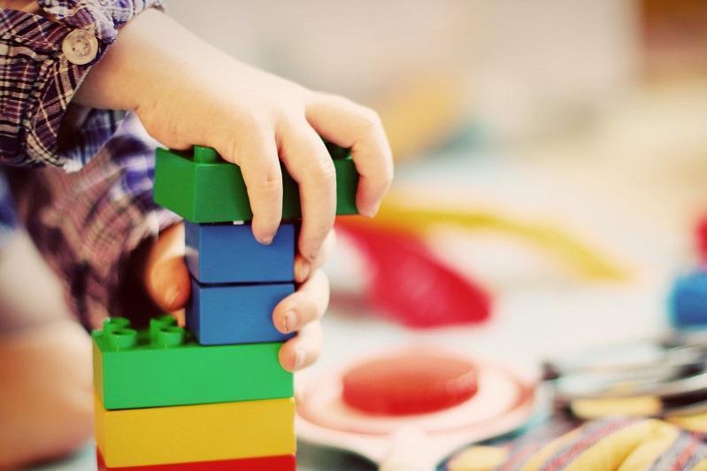 Детские сады в стране посещают 8 из 10 дошкольников