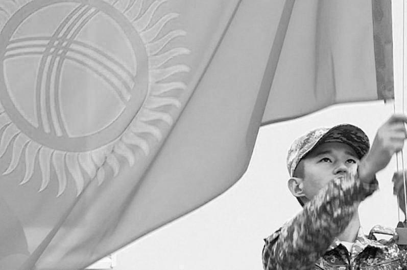 吉尔吉斯举行全国哀悼 为新冠病逝者致哀