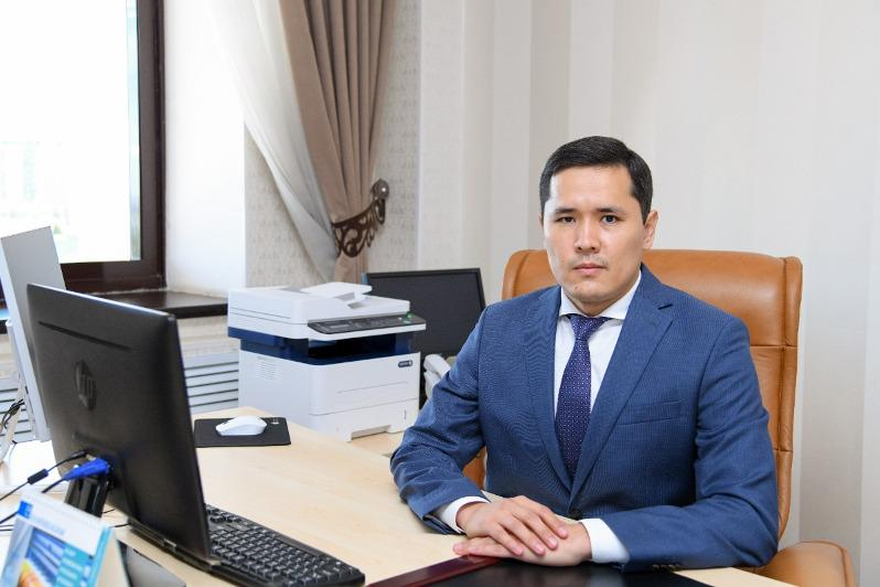 Prezıdenttik kadr rezerviniń ókili Shymkent ákiminiń orynbasary bolyp taǵaıyndaldy