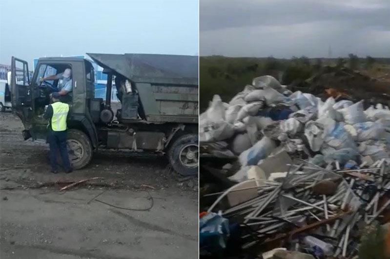 Более 140 жителей ВКО оштрафованы за загрязнение природы