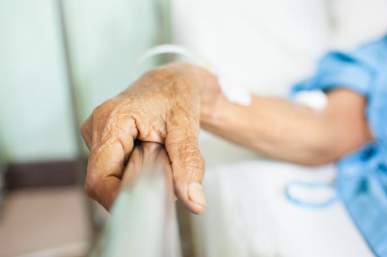 87-летняя пациентка с двусторонней пневмонией выздоровелав Алматы