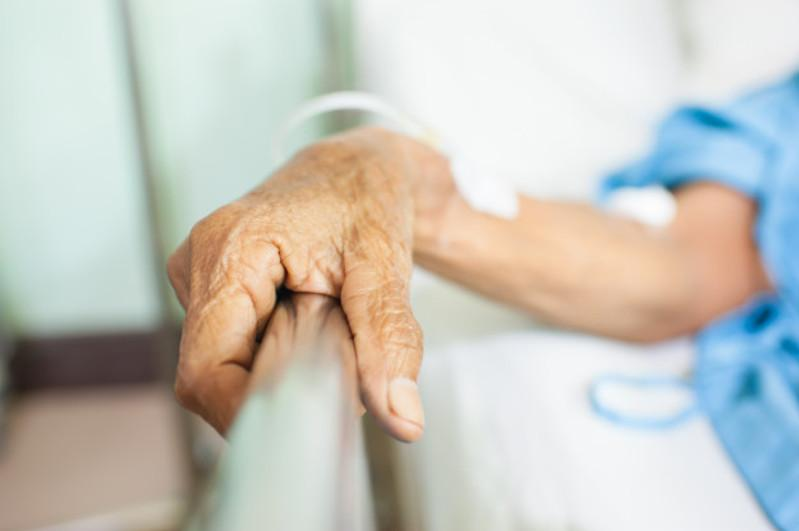 Elderly patient beats pneumonia in Almaty