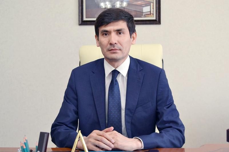 Ербол Оспанов ҚР Еңбек және халықты әлеуметтік қорғау вице-министрі болып тағайындалды