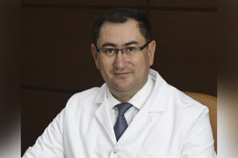 Timur Muratov to head public health office of Nur-Sultan